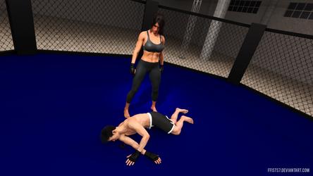 Anonymous - Yesenia MMA 08