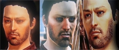Dragon Age 3 Main Hero Default Face Leak by RedVirtuoso