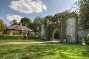 Stourhead Gatehouse by 4ColourProgress