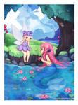 Fairy+mermaid