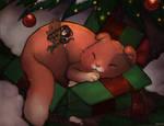 Sleepy presents