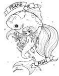 Friend to Fish