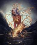 Leafy Sea Dragon Mermaid
