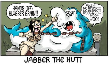 Jabber the Hutt