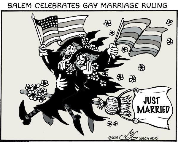 Salem News: Gay Marriage Ruling by Smigliano