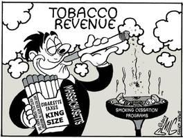 Salem News: Tobacco Revenue by Smigliano