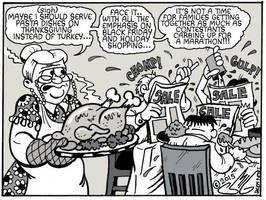 Salem News: Thanksgiving 2015 by Smigliano