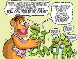 Muppets Reboot by Smigliano