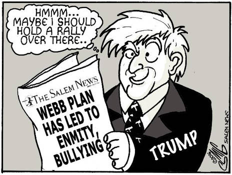 Salem News: Webb Bullying