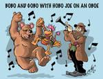 Bobo and Gobo