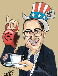 John Oliver by Smigliano