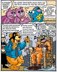 Bear in the Big House by Smigliano