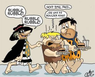 Rubble Rubble by Smigliano