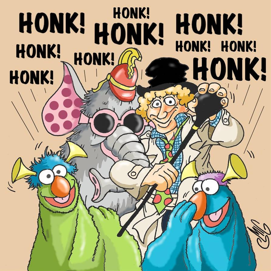 Honk! by Smigliano