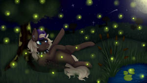 Fireflies :: Contest Entry