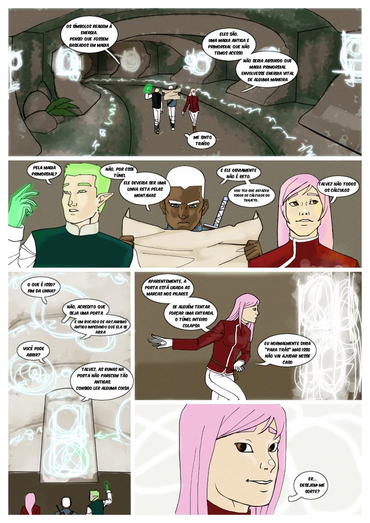 Look! Another random page! by AlanDjayce