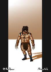 Logan, Ancestor Barbarian