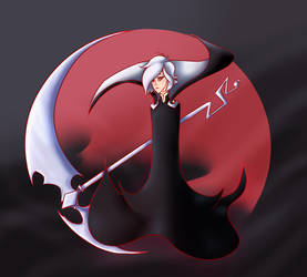 Silver Reaper Redraw by MonotoneDreamer