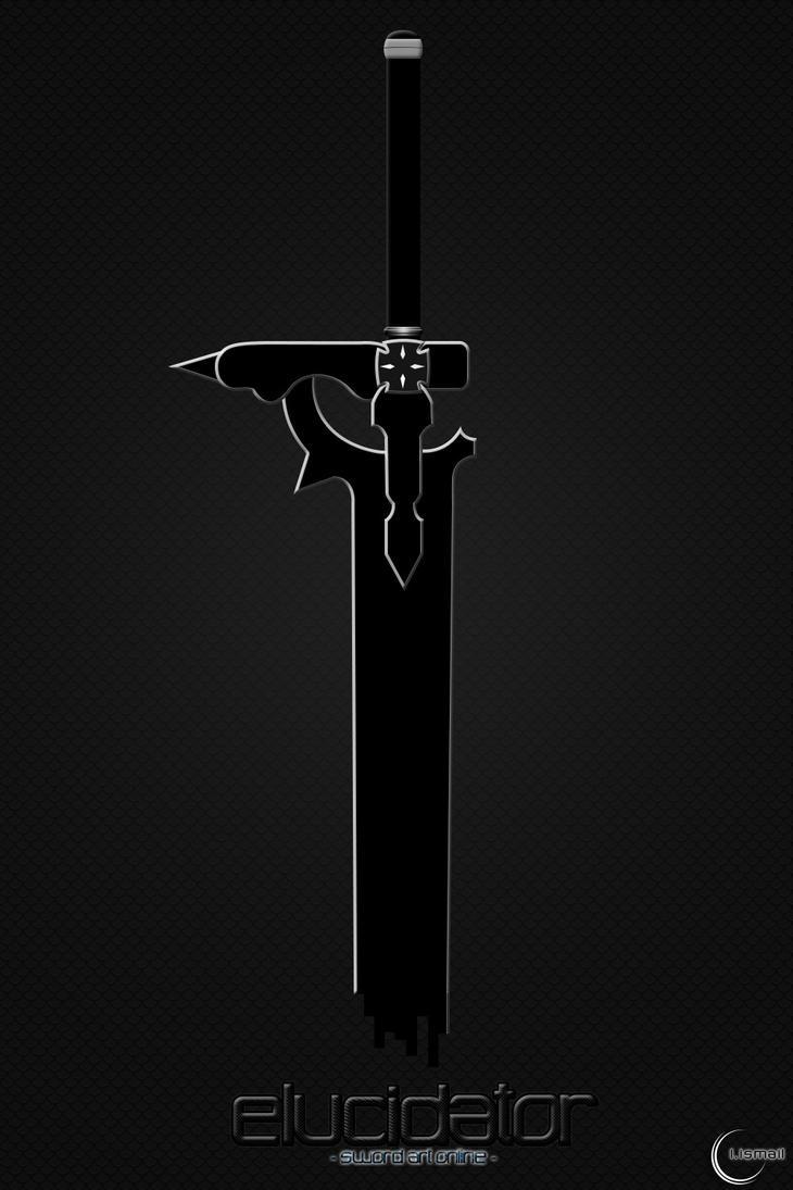 Elucidator sword art online by sismok on deviantart elucidator sword art online by sismok biocorpaavc