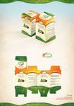 Ginger jam packaging