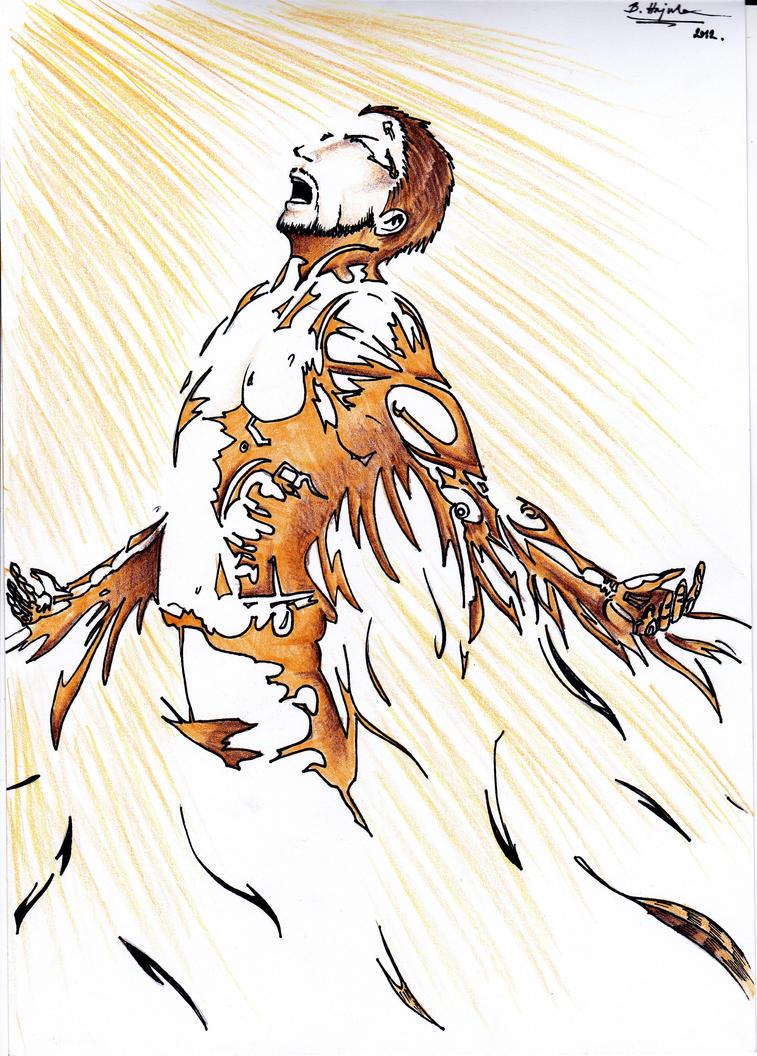 Icarus by Hajnita on DeviantArt: hajnita.deviantart.com/art/Icarus-303130298
