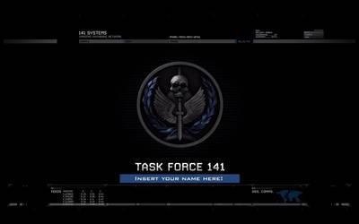 Task Force 141 unique wallpaper by Hajnita