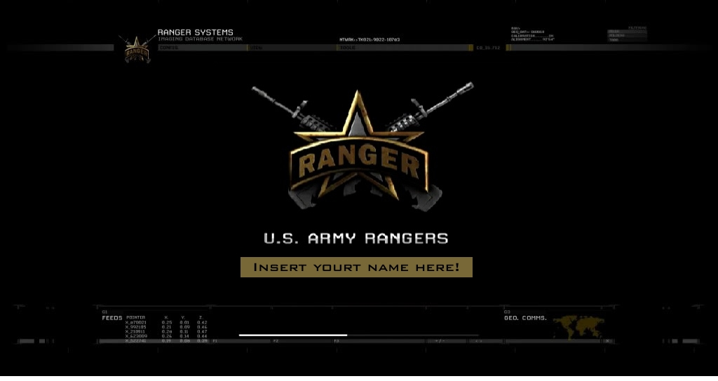 U.S. Army Rangers unique wallpaper by Hajnita