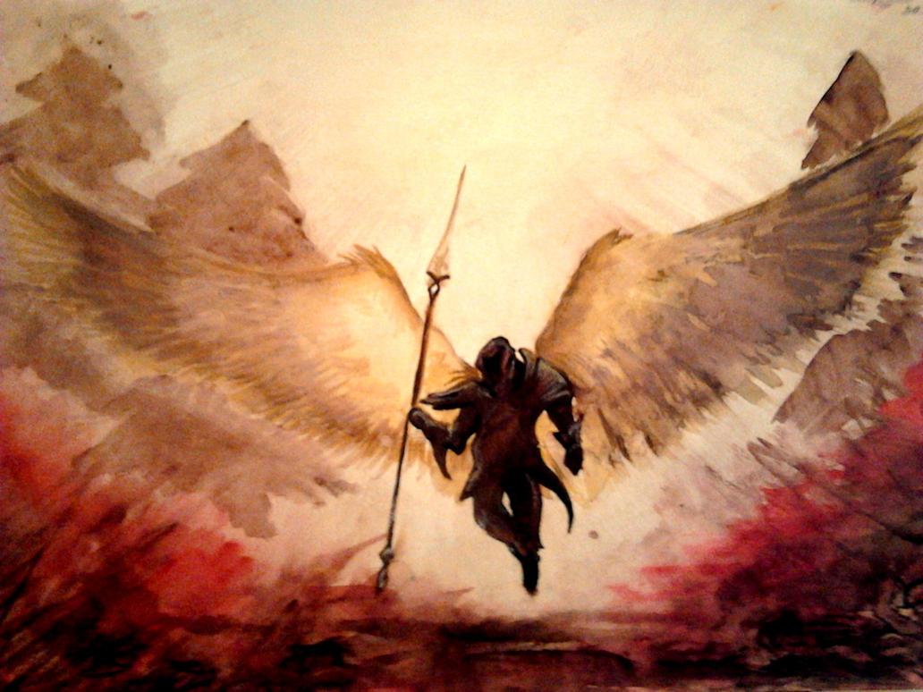 Archangel of War by Ha...