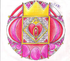 Akai's Mandala ~ The Princess' Crown