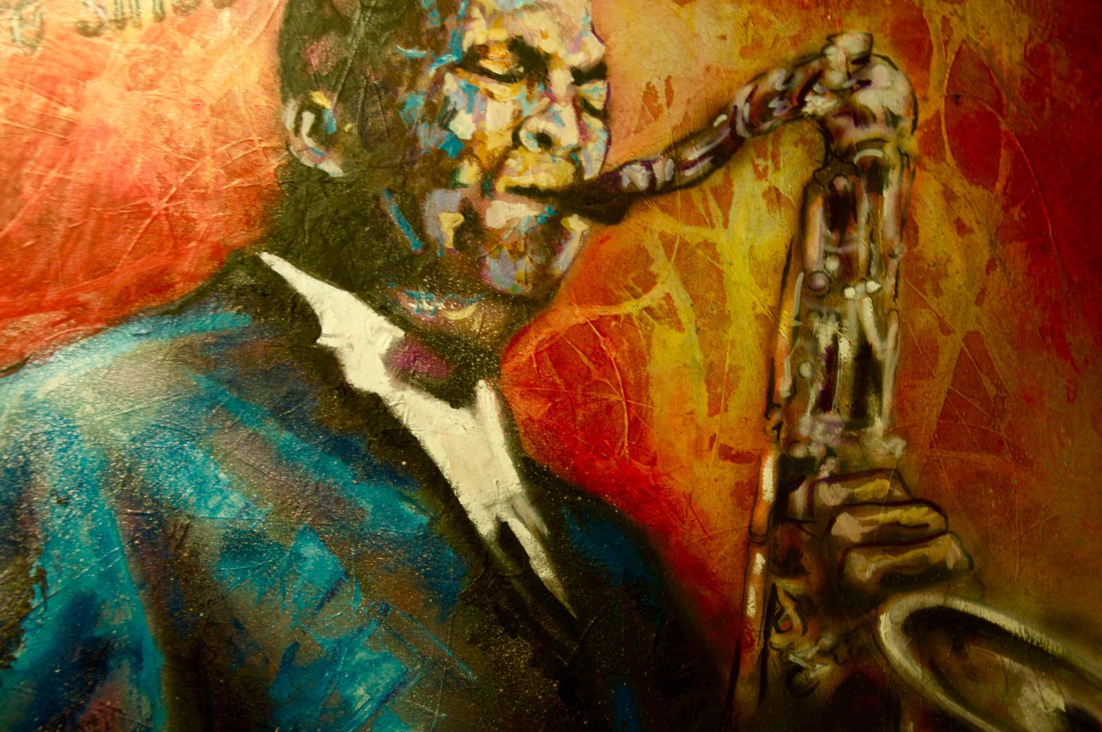 Jazz Fantasia by Michaeldavitt