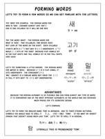 Introduction Korean Alphabet 4 by ILoveKorea