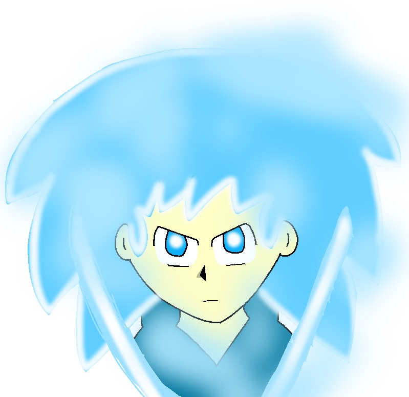 Fred the Icy Sun Warrior by jonathann10