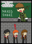 Snake the Potions Master