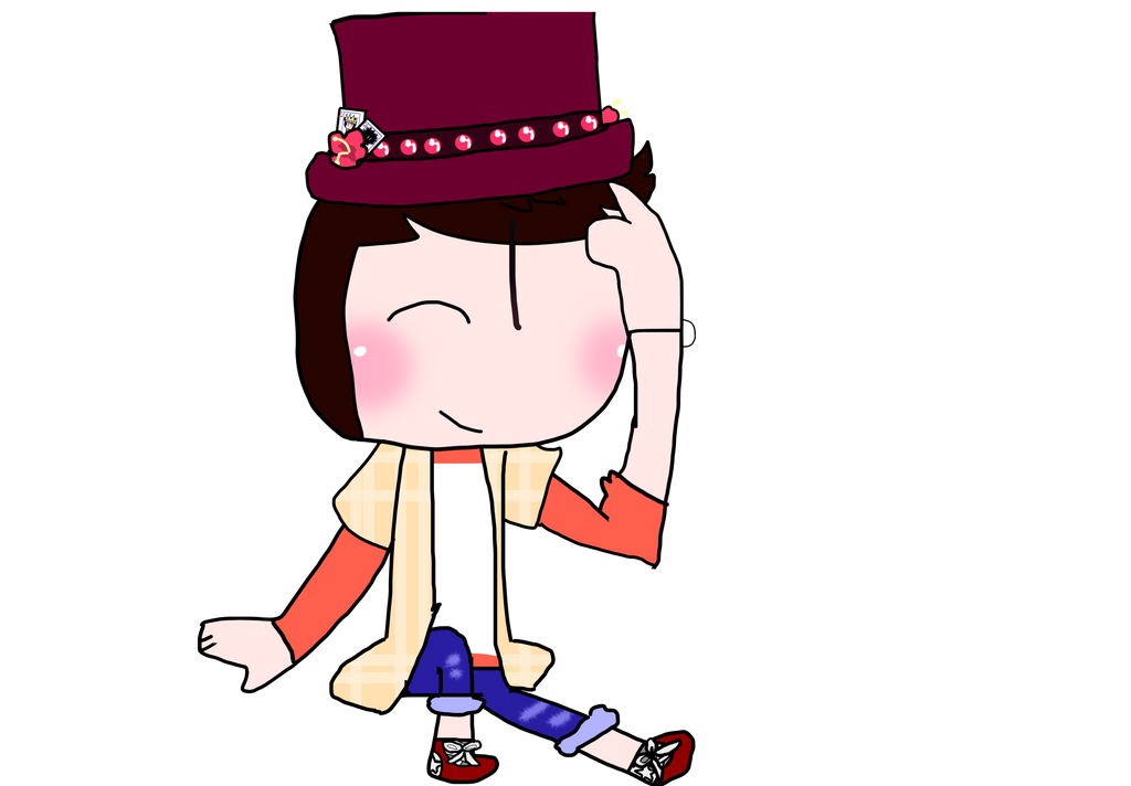Mad Hatter png by ABorealis