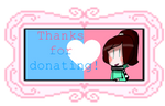 Thanks For Donating by ABorealis
