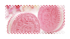 - pink oreos - stamp by ABorealis