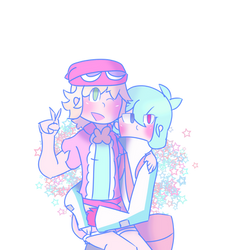 Sig And Amitie Are Canon Dont @ Me by ABorealis