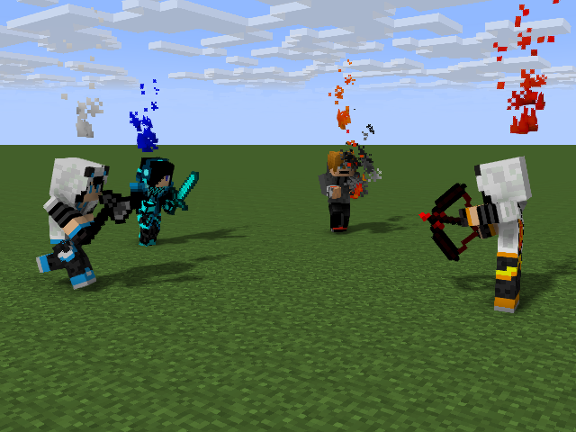 Random fight or something..... by midnite300