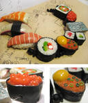 Sushi Bracelet - done