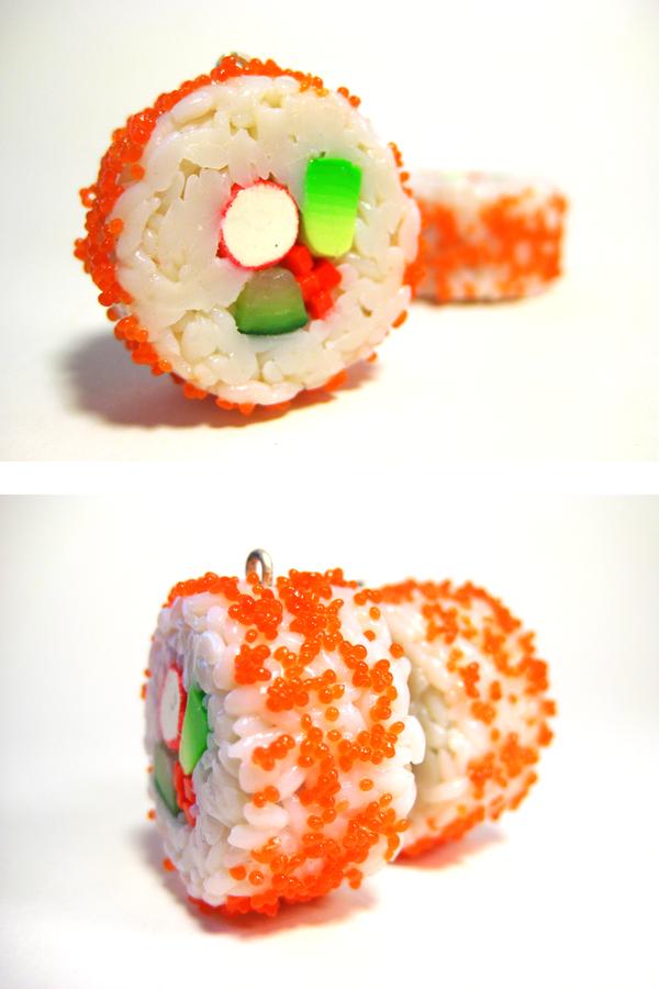Sushi rolls 3 by lava-tomato