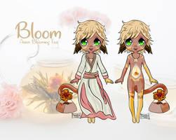 [MYO] Teavree _ Meet Bloom by GreySparkle