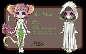 [OC] Meet Ruh .....