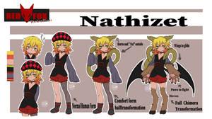 Red Fox Rebellion Member : Nathizet