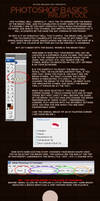 Photoshop Brush Basics by TehAngelsCry