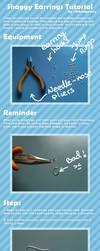 Shaggy Chainmaille Earrings by TehAngelsCry