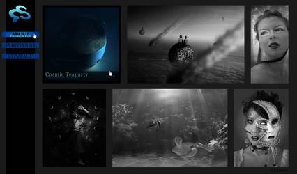 Portfolio Theme - Flip.Sphere by TehAngelsCry