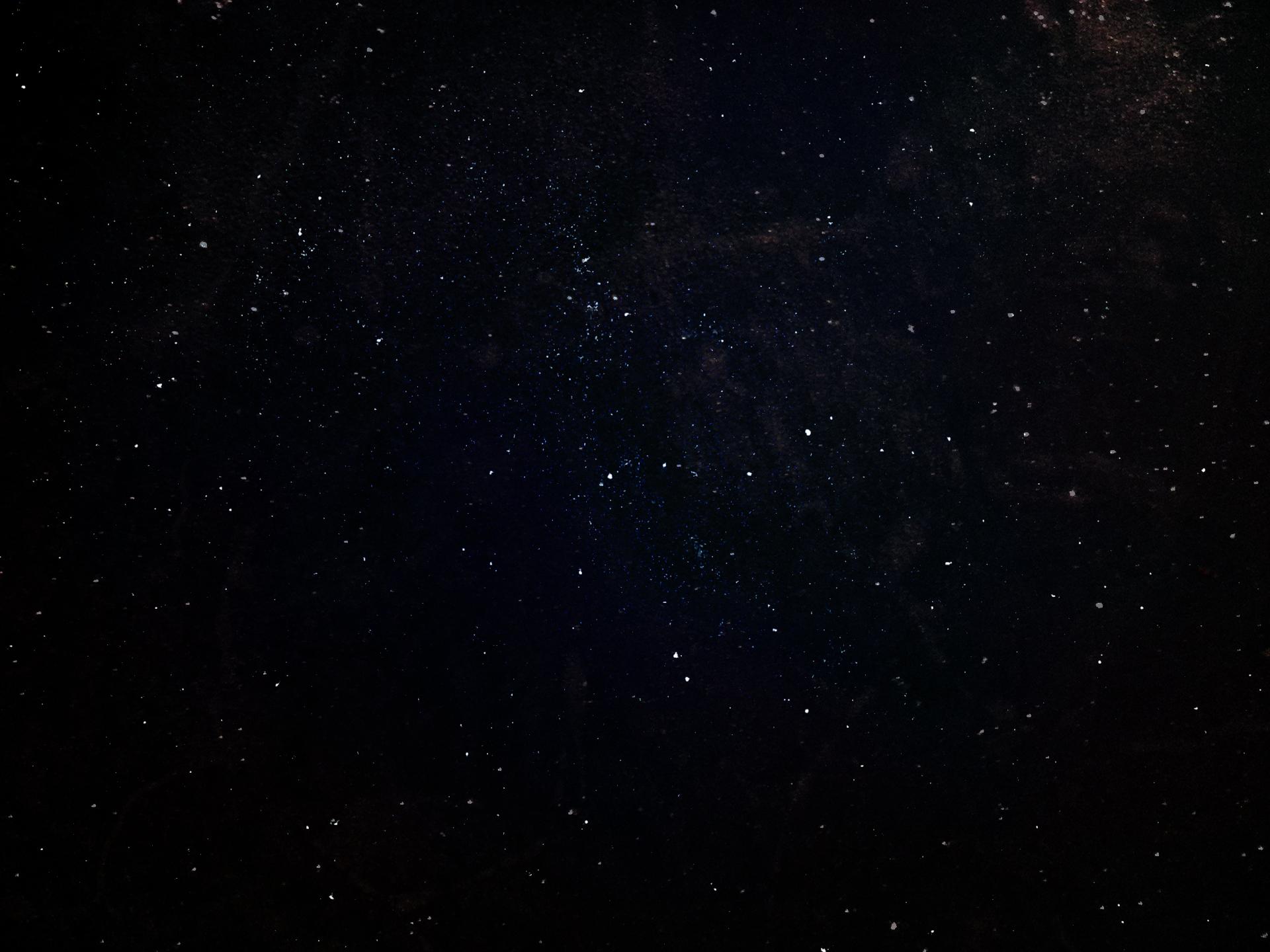 Space Nebula Texture