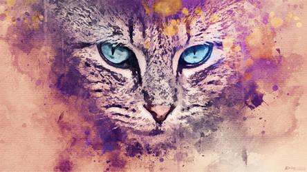 Splatter Cat!