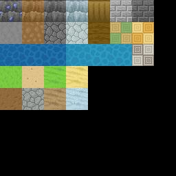 Ground tile by cutandreil