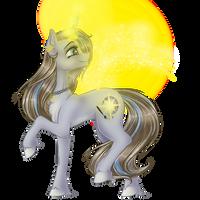Anastacia the pony   My ponification by NastyaKatseen